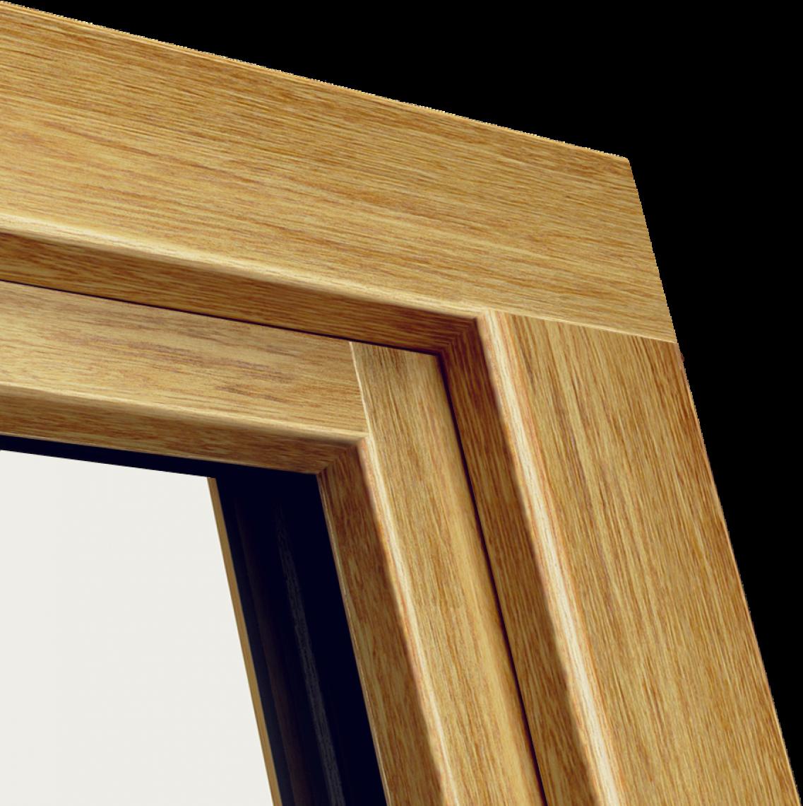 Fen tre en bois thermo 78 une meilleure isolation thermique for Isolation fenetre bois